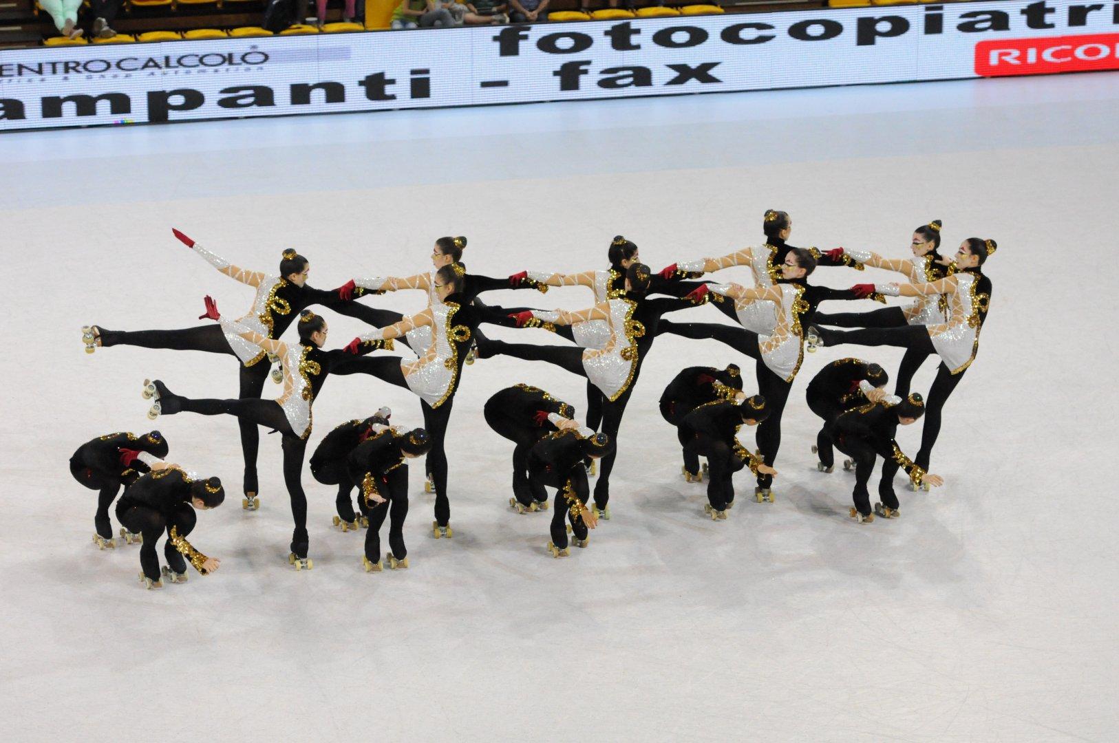 Campionato Europeo Modena 2013 1