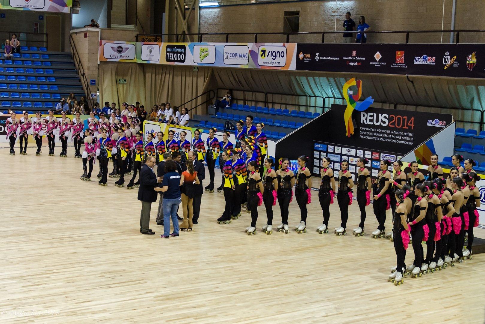 Campionato Mondiale Reus 2014 9