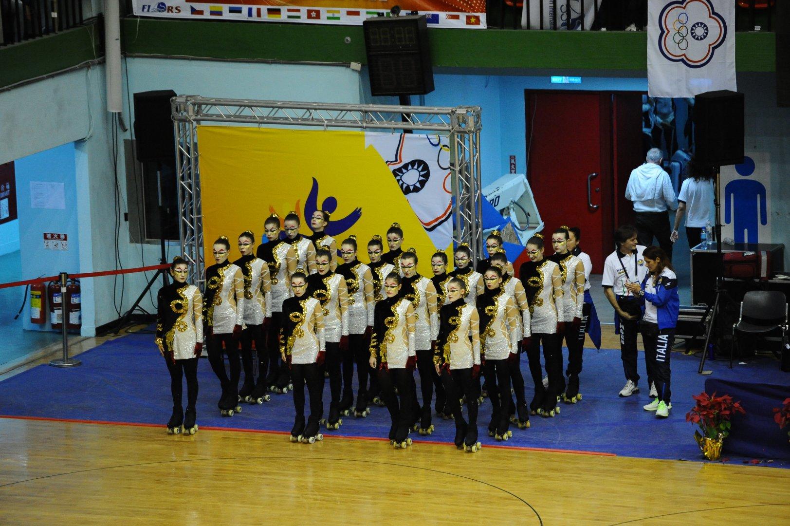 Campionato Mondiale Taipei 2013 1