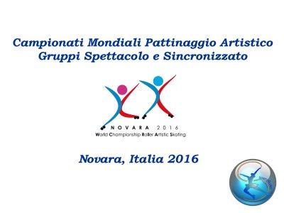 Campionato Mondiale Novara 2016